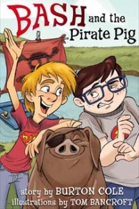 Bash and Pirate Pig